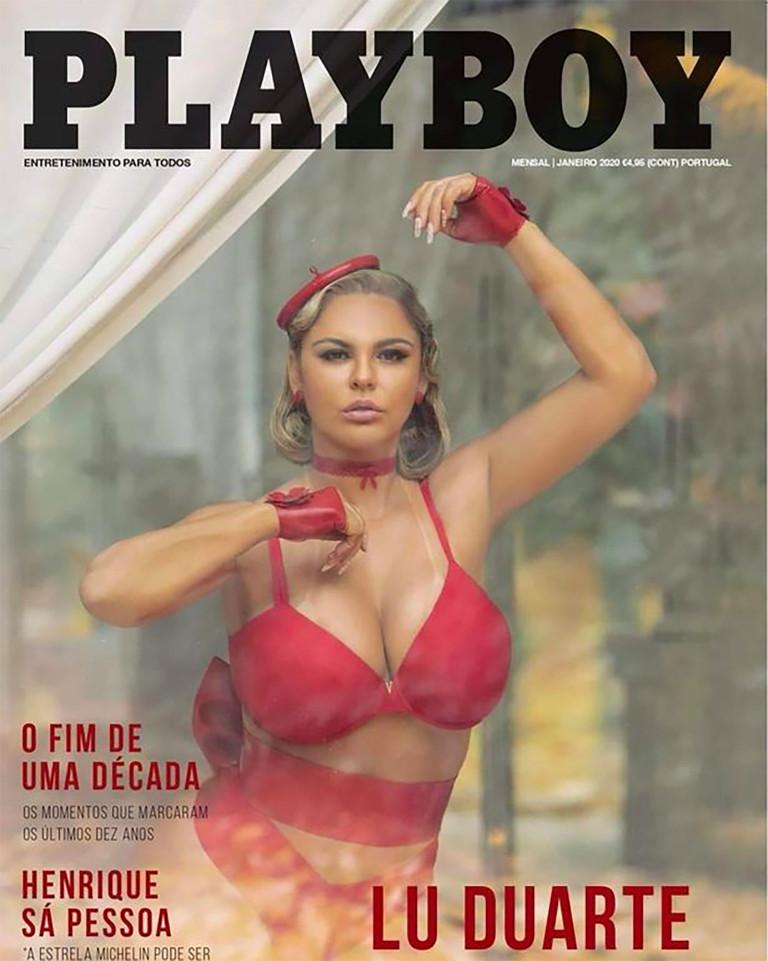 Credit: Playboy